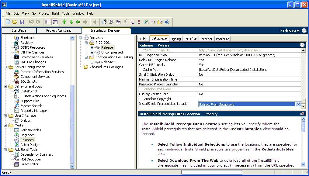 How to register the 64 bit dll using installshield??
